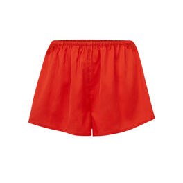 Short naranja oraniz orange.