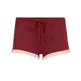 Short burdeos vitamiz red.