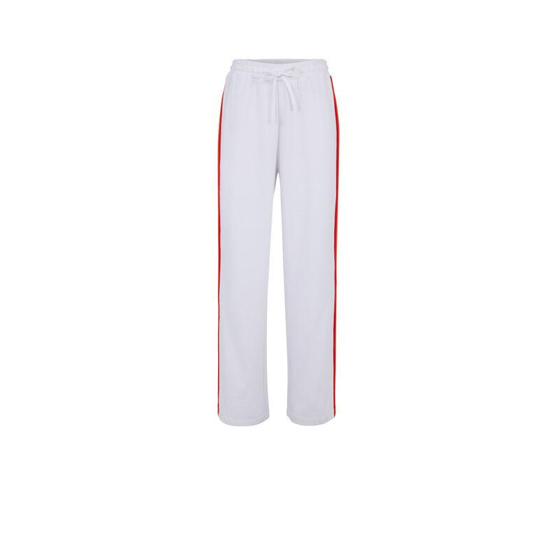 Pantalón blanco rainboniz;