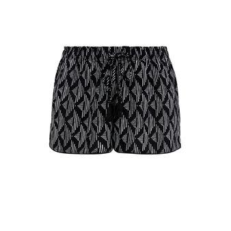 Shorts negros pomgeoliz black.