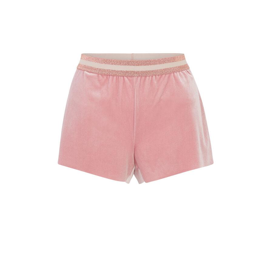 Short rosa velutiz;