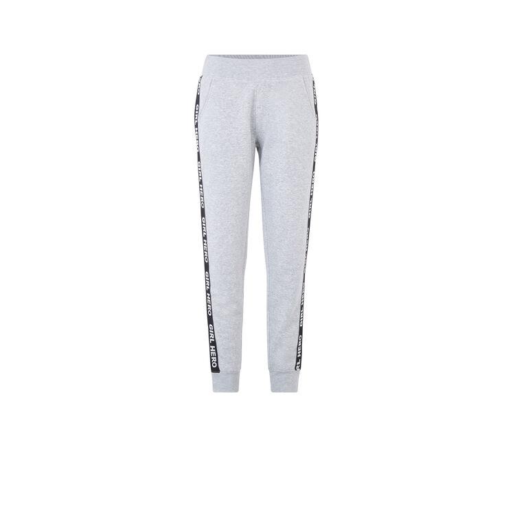 Pantalón gris herogirliz;