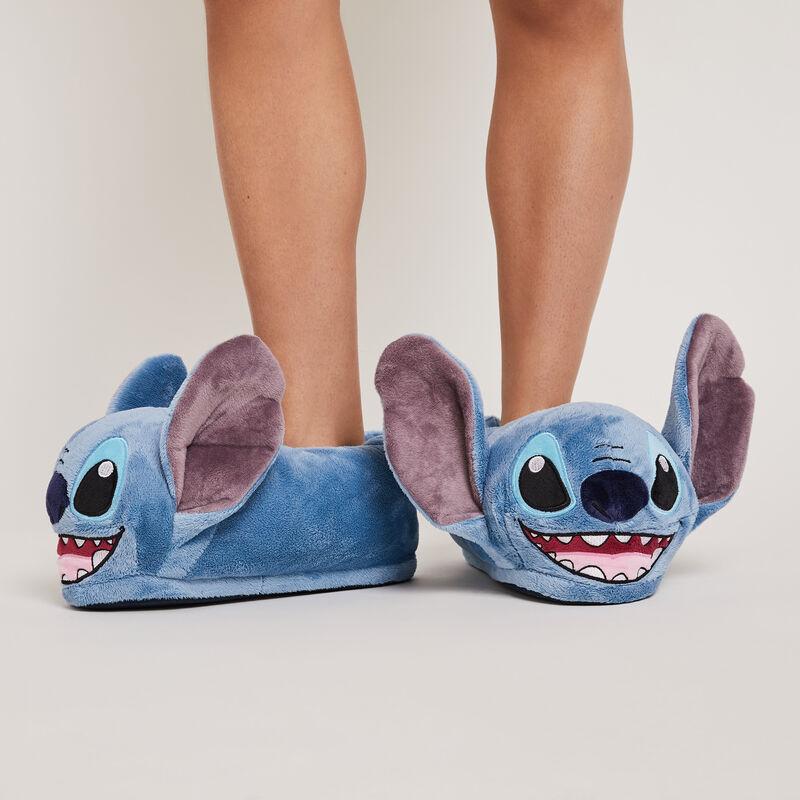 Zapatillas polares estampado Stitch stitchiniz;