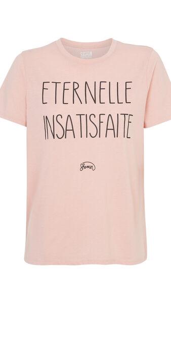 Top rosa claro eternelliz pink.