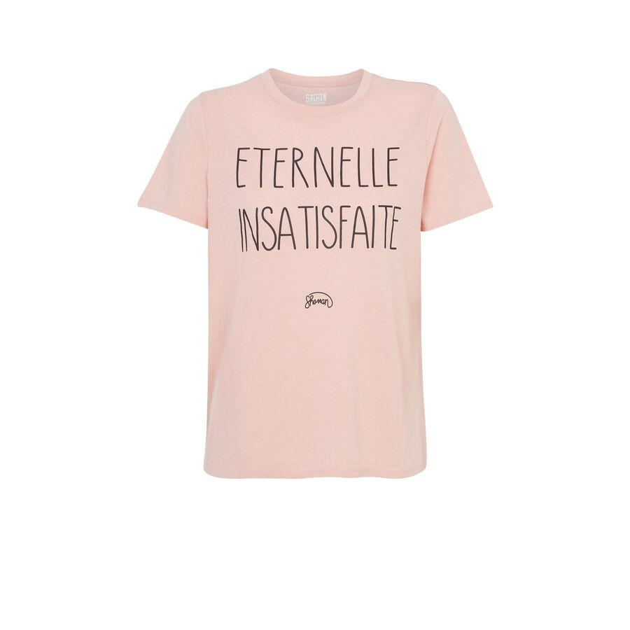 Top rosa claro eternelliz;