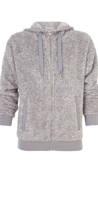 Chaqueta gris yopiz grey.