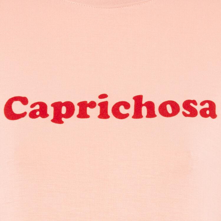 Camiseta rosa spainemmerdeusiz;