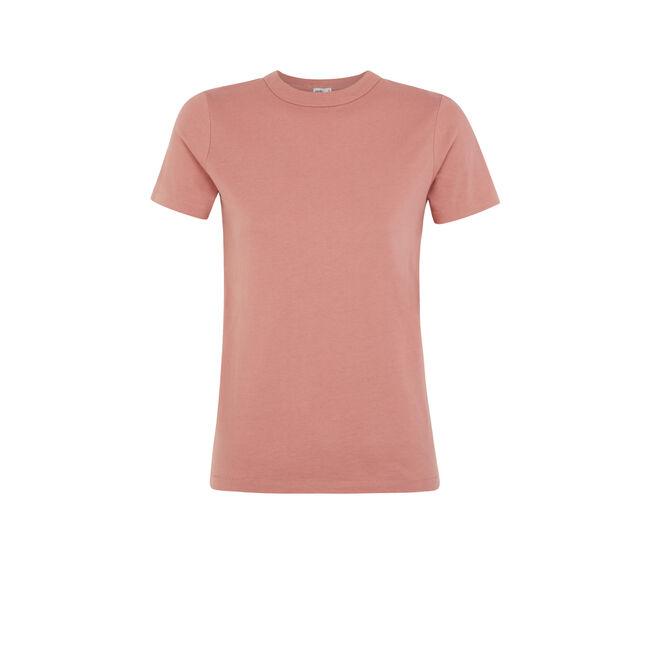 Camiseta rosa claro bavardiz;