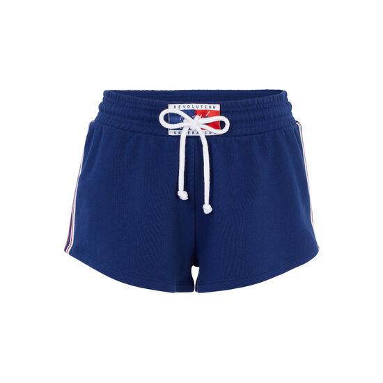 Short azul marino tikitiz;