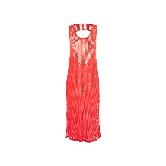 Vestido rojo dostorciz ;