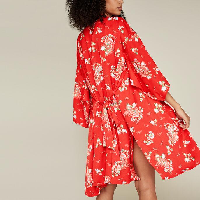 Kimono rojo japotissiz red.