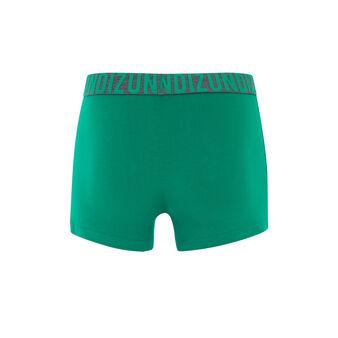 Bóxer verde oreliz green.