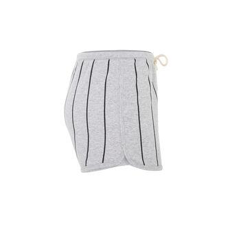 Short gris claro mibinoculiz grey.