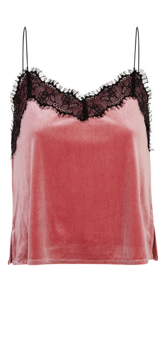 Top rosa faujeaniz pink.