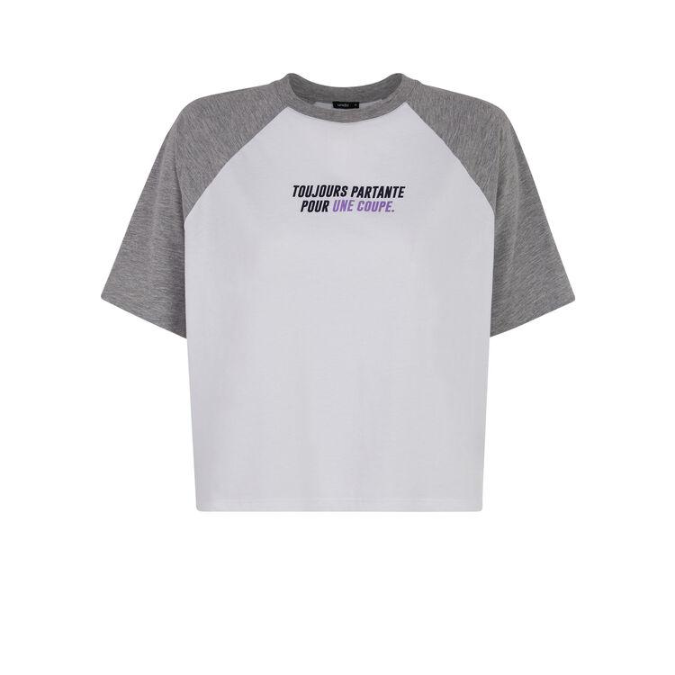 Camiseta blanca Coupalamaiz;