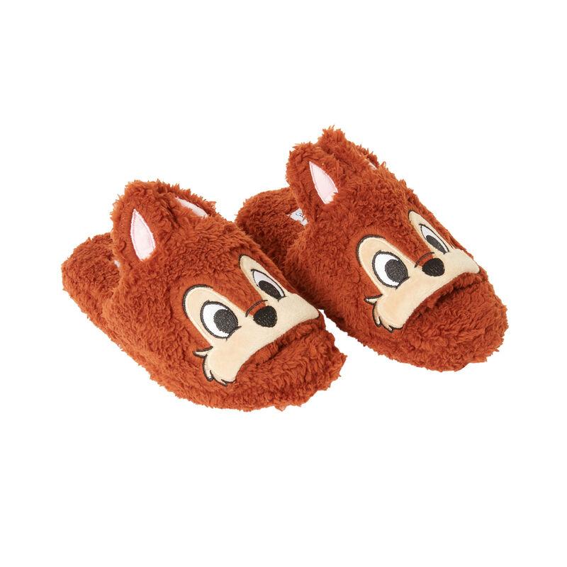 zapatillas chip y chop - camel;