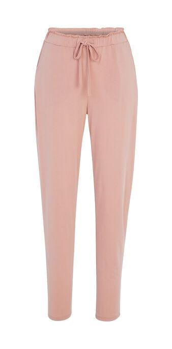 Pantalón rosa empolvado jobitiz pink.