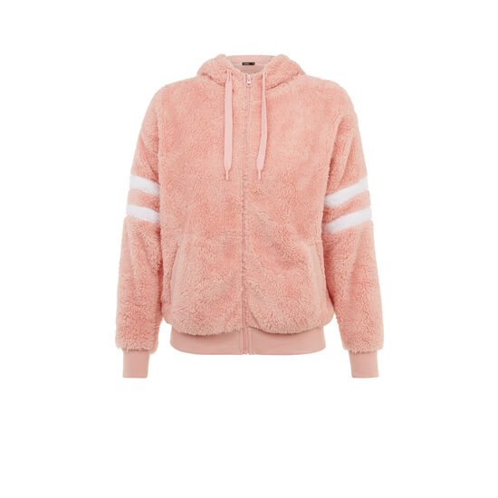 Chaqueta rosa superliz;