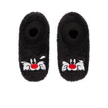 Chaussons grosminet noir cutecatiz black.