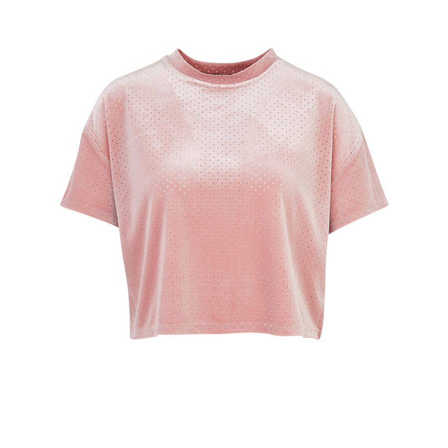 Top rosa velutiz;