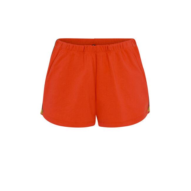 Short naranja bootyliz;