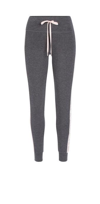 Legging deportivo gris oscuro loverunniz grey.