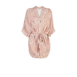 Kimono rosa claro oblissiz pink.
