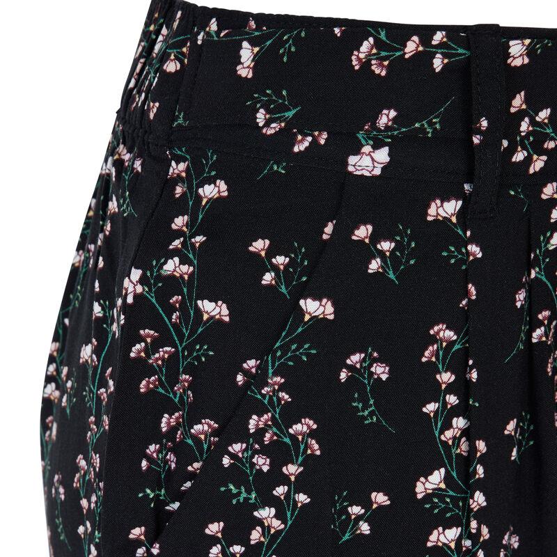 Pantalón negro springvibiz;