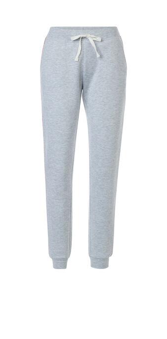 Pantalón gris claro goutiz grey.
