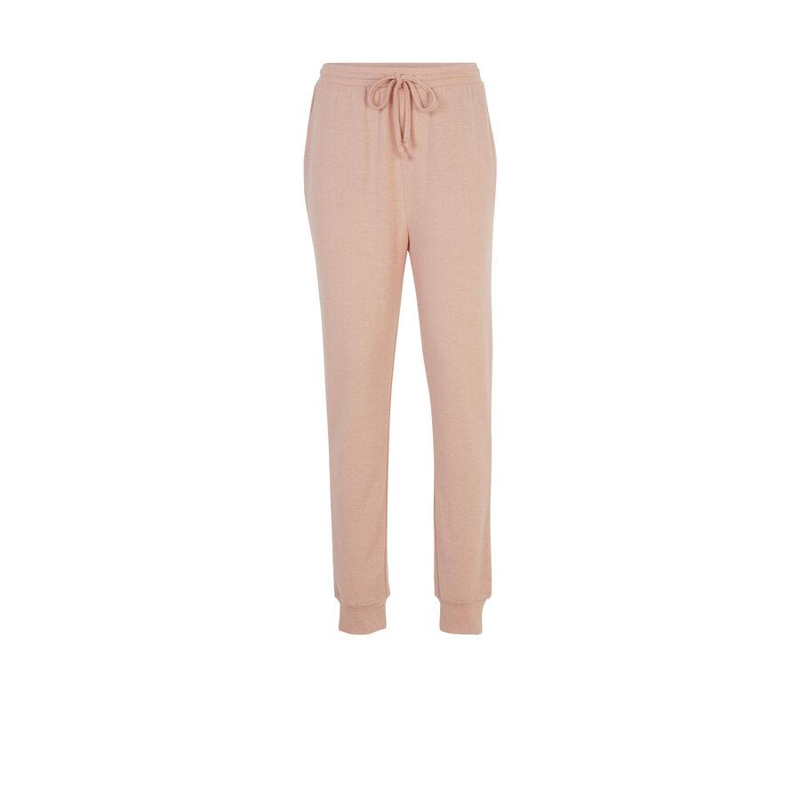 Pantalón rosa claro lowpockiz;${refinementColor}