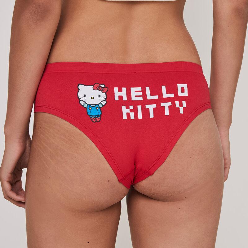 braguita culotte con estampado de hello kitty kittywiz;