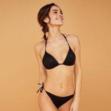 Braguita de bikini negra lagoonbiz schwarz.