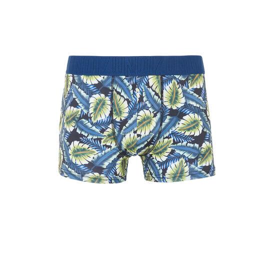 Bóxer azul marino feuilliz;