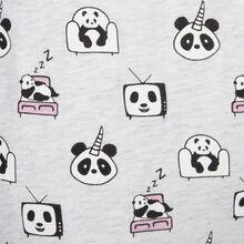 Pantalón beis pandapandiz white.