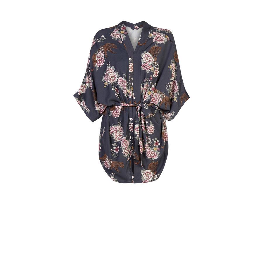 Kimono azul marino peaubiz;${refinementColor}