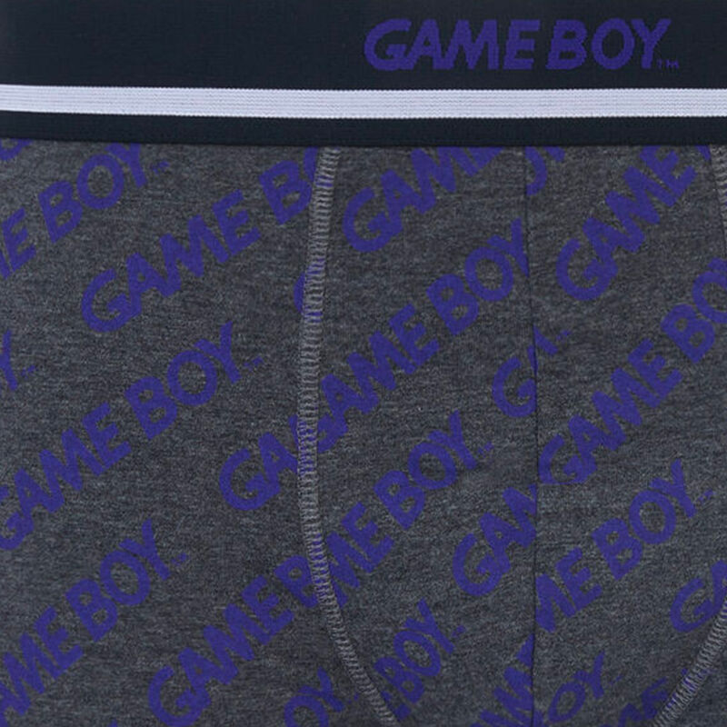 Boxer en coton licence Game Boy gameboyiz;