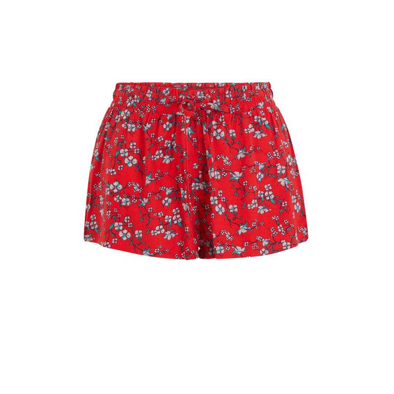 Short rojo Losaniz;