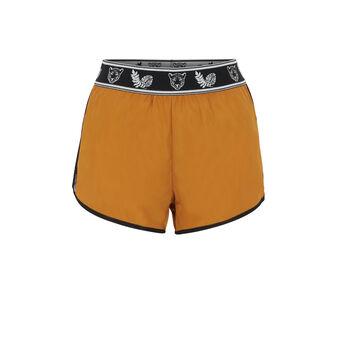 Pantalones cortos color ocre punksportiz yellow.