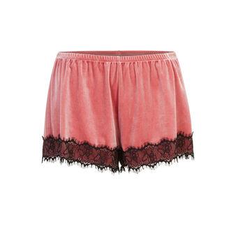 Short rosa faujeaniz pink.