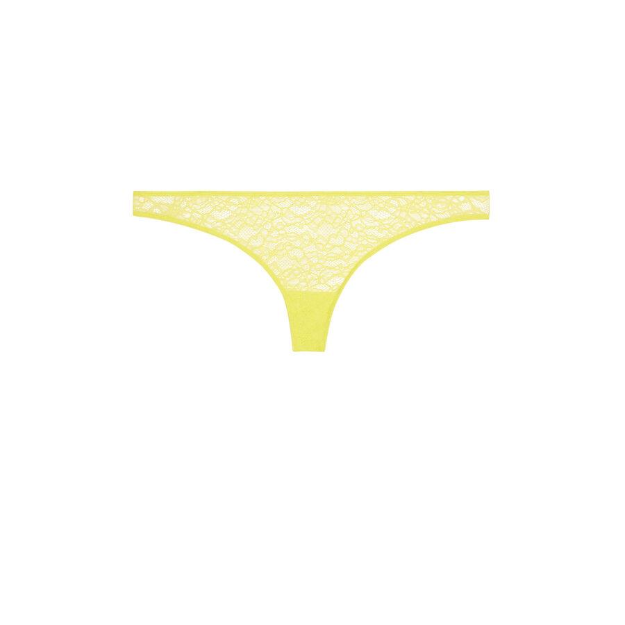 Tanga amarillo everydayiz;