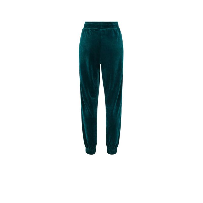 Pantalon en velours - vert sapin;