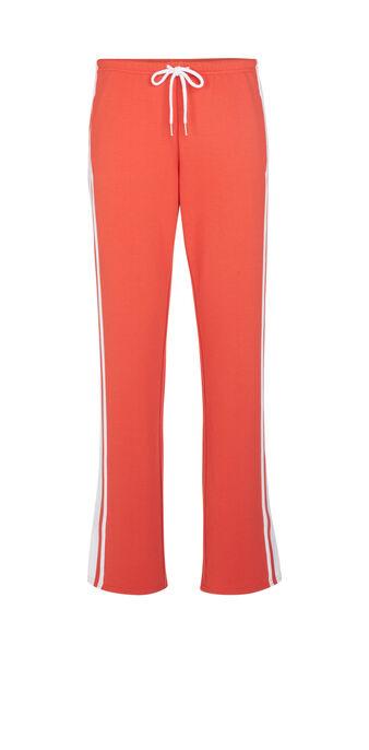 Pantalón rojo rayufentiz red.
