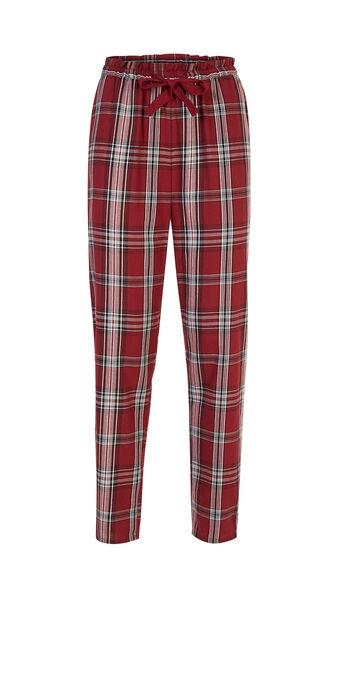 Pantalón burdeos grungiz red.