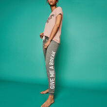 Pantalón gris redonciz grey.