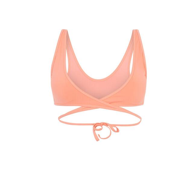 Top de bikini rosa ledesertiz;