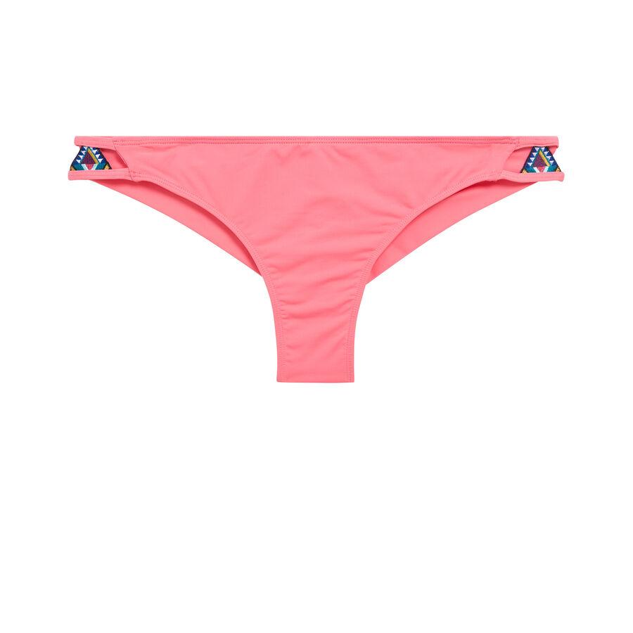 Parte de abajo de bikini rosa daiquiriz;${refinementColor}