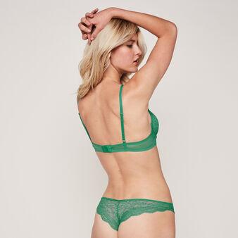 Braguita brasileña verde esmeralda everydayiz verde.