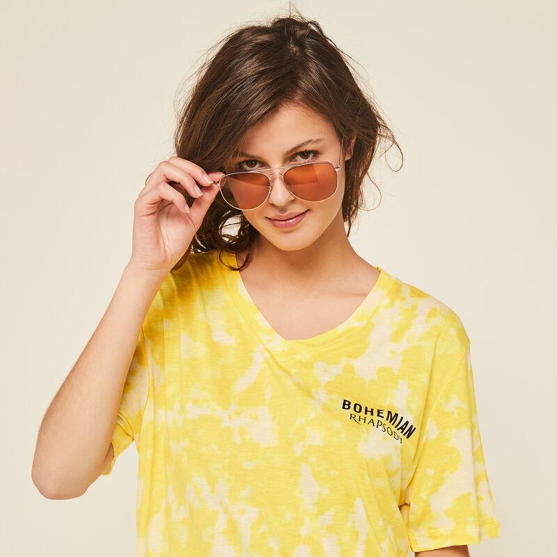 Vestido amarillo yellobohemiz;