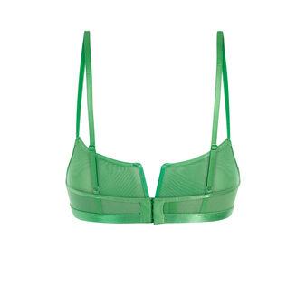 Top verde coloriz green.