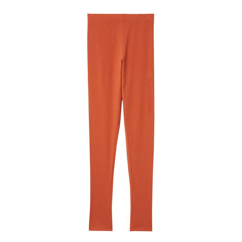 leggings lisos - camel;